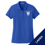 L100 - E236-S1.0 - EMB - Ladies Pique Polo