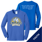 PC54YLS - E236 - SP - Youth Long Sleeve T-Shirt
