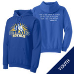 PC90YH - E236 - SP - Youth Pullover Hoodie